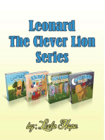 Leonard The Clever Lion Series