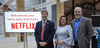 Netflix Assembles New Us Production Hub In New Mexico
