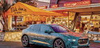 Jaguar I-Pace On The Town