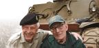 Wartime Enemies Peacetime Friends