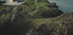 Llanddwyn Island on Anglesey