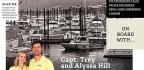 Capt. Trey and Alyssa Hill