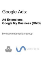 Google Ads: Ad Extensions and Google My Business (GMB)