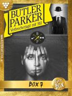 Butler Parker Jubiläumsbox 7 – Kriminalroman