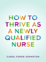 How to Thrive as a Newly Qualified Nurse