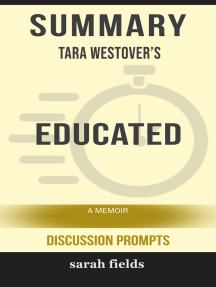 Summary: Tara Westover's Educated: A Memoir