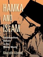 Hamka and Islam: Cosmopolitan Reform in the Malay World