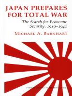 Japan Prepares for Total War