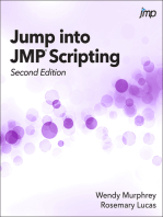 Jump into JMP Scripting, Second Edition