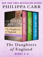 The Daughters of England Books 4–6