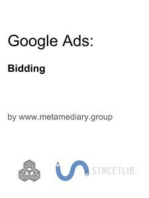 Google Ads: Bidding