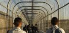 Asylum Seekers Turned Away From Border Bridges Ahead Of Caravan