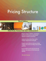 Pricing Structure Third Edition