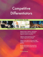 Competitive Differentiators A Complete Guide