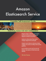 Amazon Elasticsearch Service Complete Self-Assessment Guide