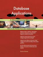 Database Applications A Clear and Concise Reference