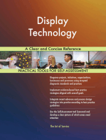 Display Technology A Clear and Concise Reference