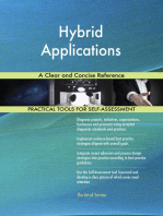 Hybrid Applications A Clear and Concise Reference