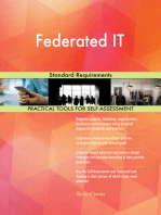 Federated IT Standard Requirements