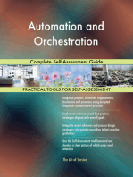Automation and Orchestration Complete Self-Assessment Guide