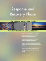 Response and Recovery Phase The Ultimate Step-By-Step Guide