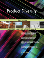 Product Diversity Third Edition
