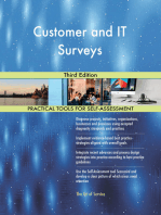 Customer and IT Surveys Third Edition