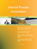 Internal Process Automation Complete Self-Assessment Guide