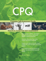 CPQ Complete Self-Assessment Guide