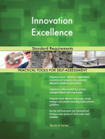 Innovation Excellence Standard Requirements