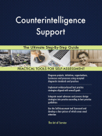 Counterintelligence Support The Ultimate Step-By-Step Guide