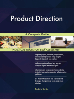 Product Direction A Complete Guide