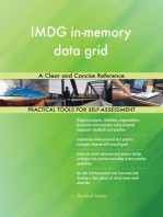 IMDG in-memory data grid A Clear and Concise Reference