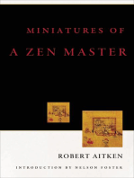 Miniatures of a Zen Master