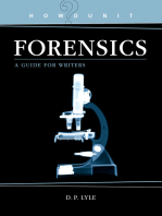 Forensics: A Guide for Writers