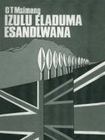 Izulu eladuma eSandlwana