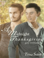 A Midnight Thanksgiving (Gay Romance)