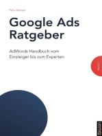 Google Ads Ratgeber / Google Ads Ratgeber (Band 1)