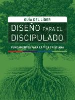 Diseño para el discipulado, Guía del líder