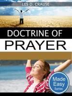 Doctrine of Prayer Made Easy