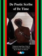 De Poetic Scribe of De Time