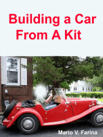 Building A Car From A Kit