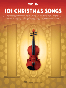 101 Christmas Songs: for Violin