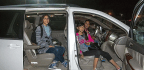 A Border, A Bus, Then School Begins In New Mexico