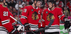 Blackhawks Sweater Ranks No. 1 In NHL Players Poll