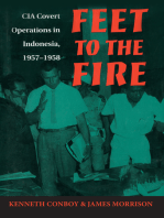 Feet to the Fire: CIA Covert Operations in Indonesia, 1957–1958