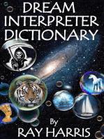Dream Interpreter Dictionary