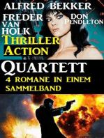 Thriller Action Quartett November 2018 – 4 Romane in einem Sammelband