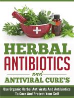 Herbal Antibiotics and Antiviral Cures