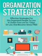 Organization Strategies